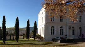 Rénovation d'un château XIXe siècle en Ariège