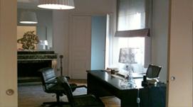 Transformation d'un appartement en cabinet médical