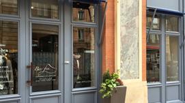 Réaménagement de la boutique Bec Fin à Toulouse